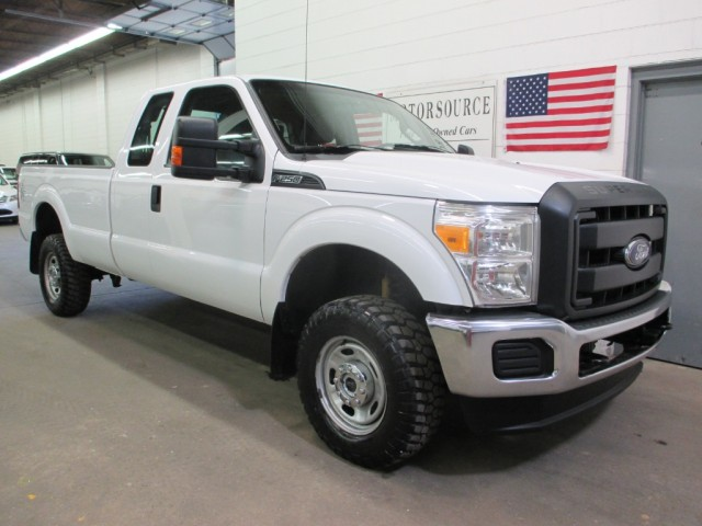 2014 Ford Super Duty F-250 XL 4WD