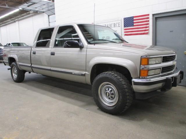 2000 Chevrolet Silverado 3500 4WD