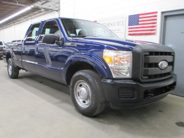 2011 Ford Super Duty F-250 XL 2WD