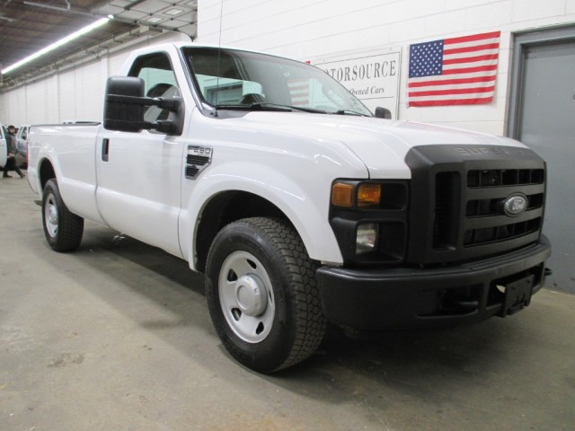 2008 Ford Super Duty F-250 XL 2WD