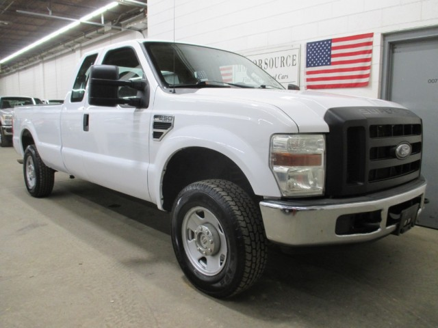 2008 Ford Super Duty F-250 XL 4WD