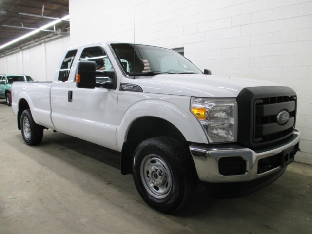 2015 Ford Super Duty F-250 XL 4WD