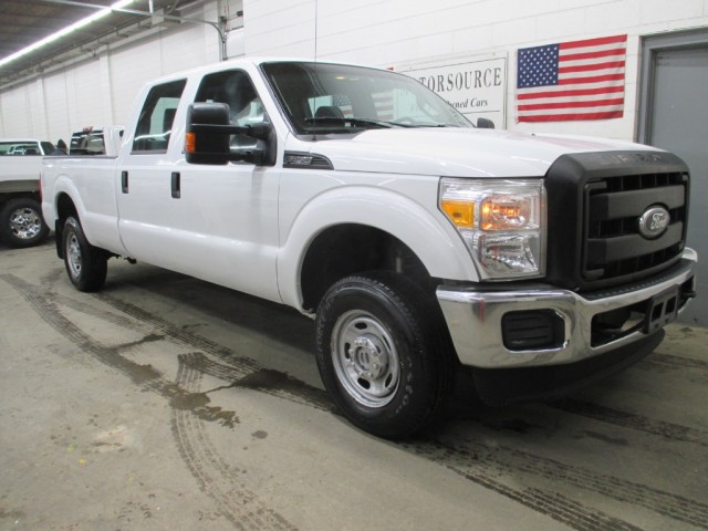 2011 Ford Super Duty F-250 XL 4WD