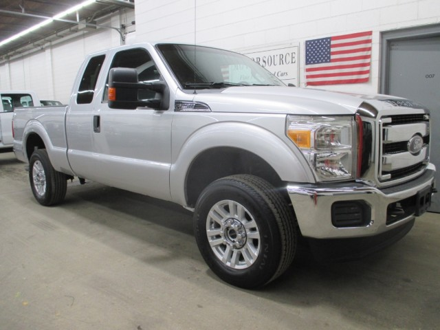 2012 Ford Super Duty F-250 XLT 4WD