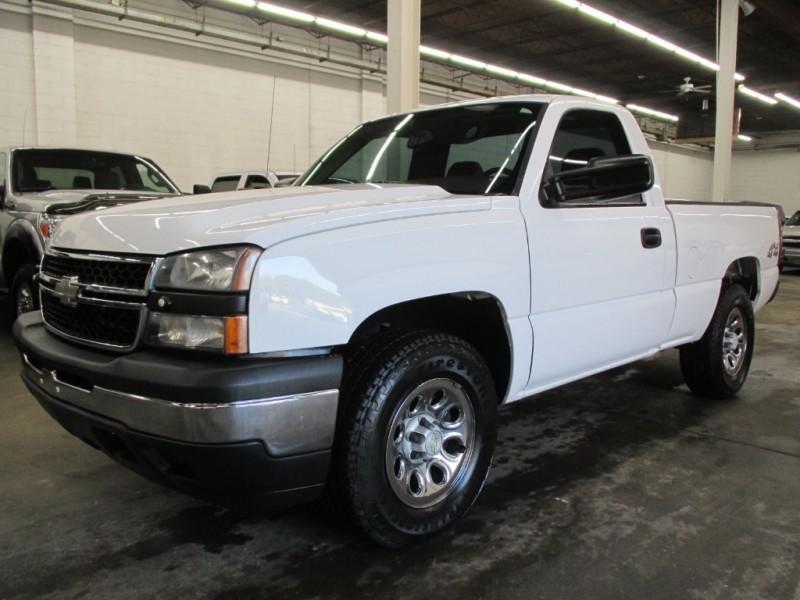 Chevrolet Silverado 1500 2006 price $8,900