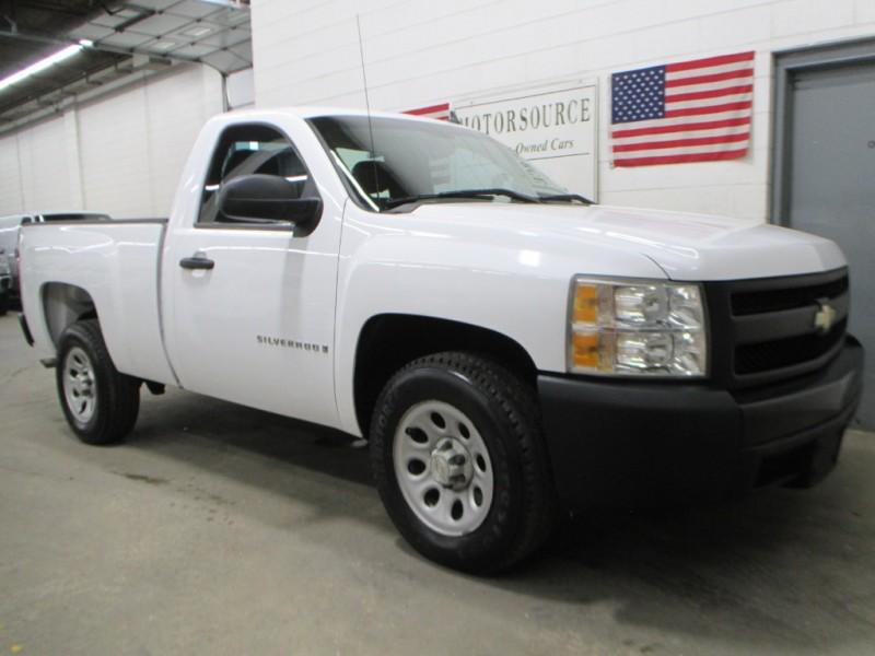 Chevrolet Silverado 1500 2007 price $10,450