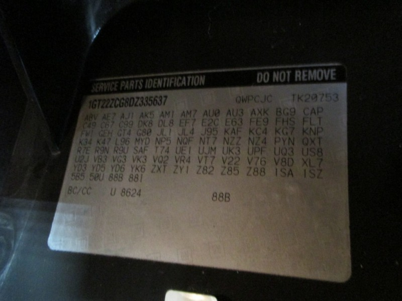 GMC Sierra 2500HD 2013 price $19,900