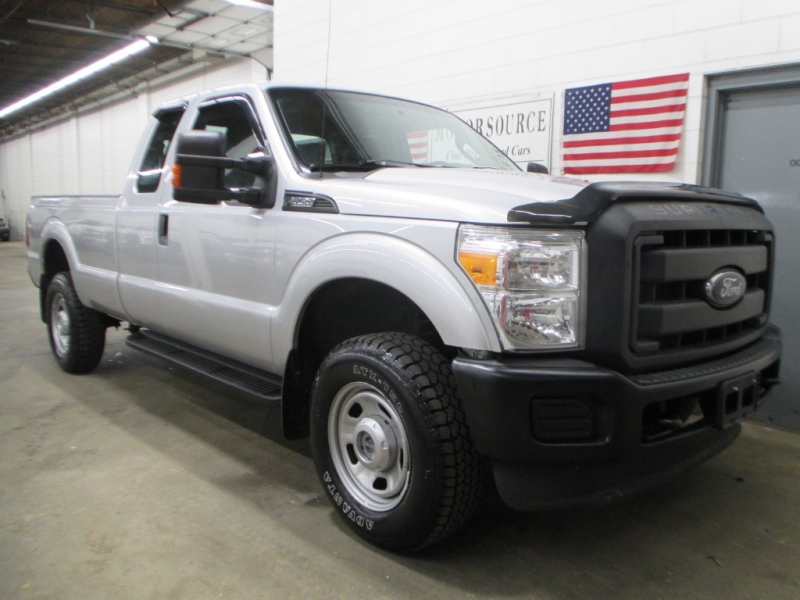 Ford Super Duty F-350 SRW 2012 price $16,900