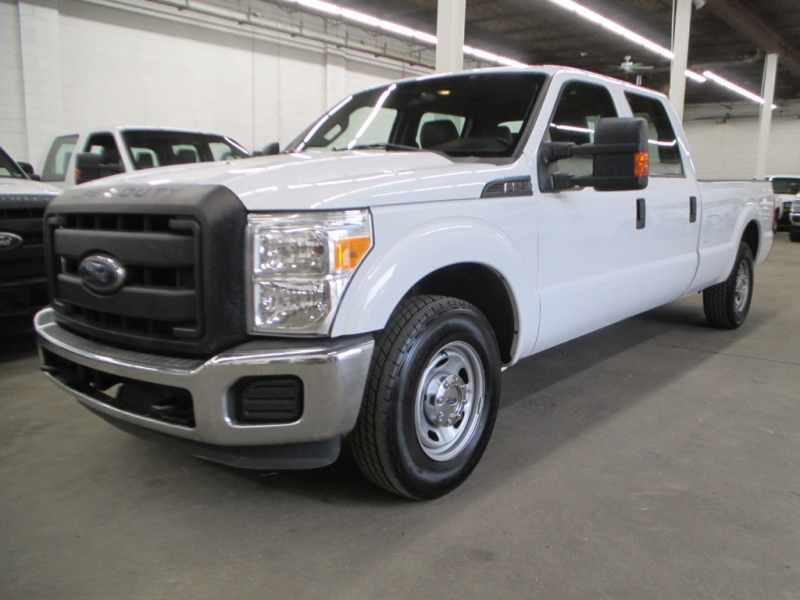 Ford Super Duty F-250 XL 2WD 2015 price $14,900