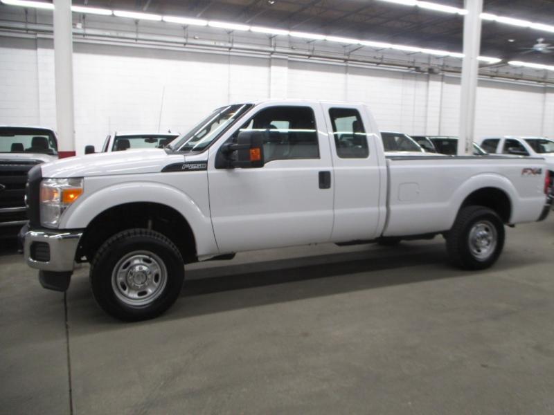 Ford Super Duty F-250 XL 4WD 2011 price $12,900