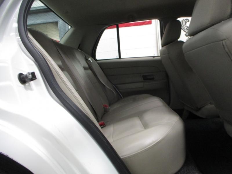 Ford Police Interceptor 2010 price $4,750