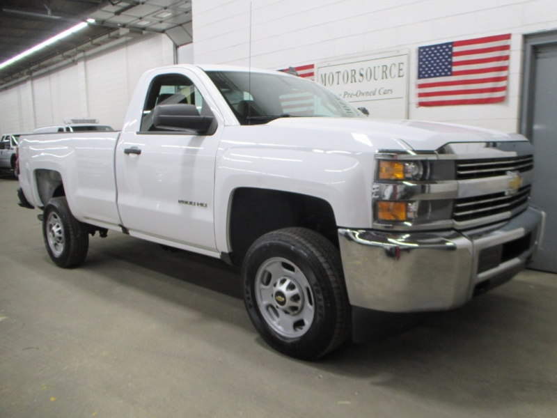 Chevrolet Silverado 2500HD 2WD 2015 price $15,900