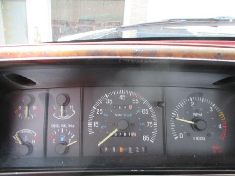 Ford Super Duty F-350 DRW 1989 price $2,450