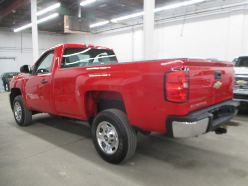Chevrolet Silverado 2500HD 2012 price $10,900