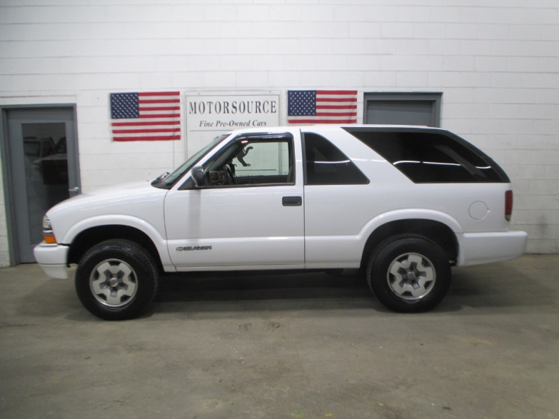 Chevrolet Blazer 2004 price $6,450
