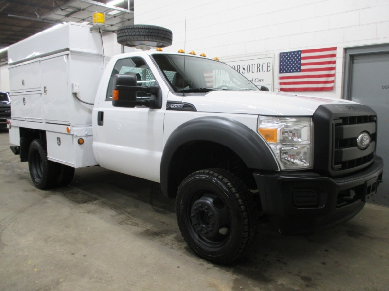 Ford Super Duty F-550 DRW 2012 price $14,900