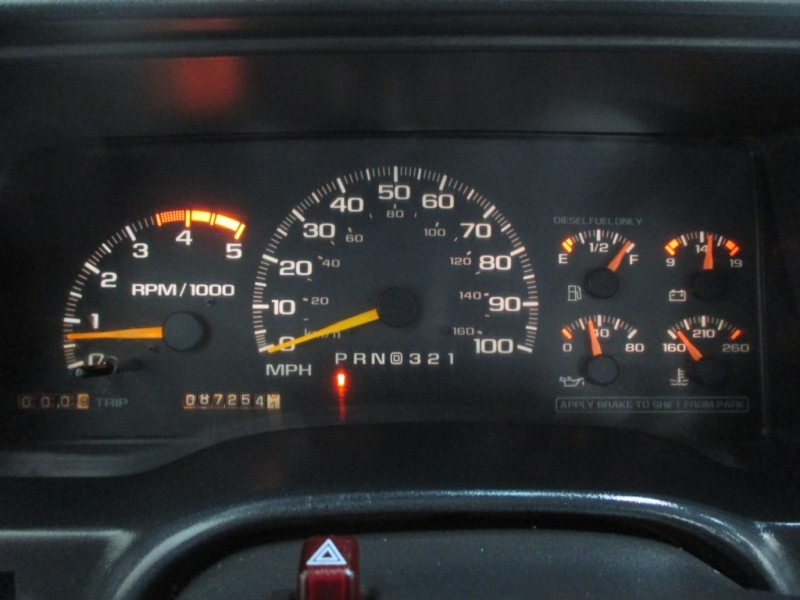 Chevrolet Silverado 3500 4WD 1998 price $10,900