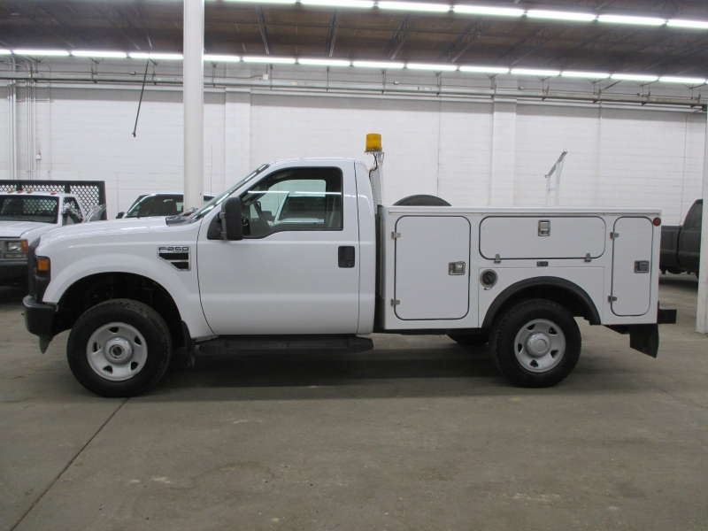 Ford Super Duty F-250 4WD 2008 price $8,900