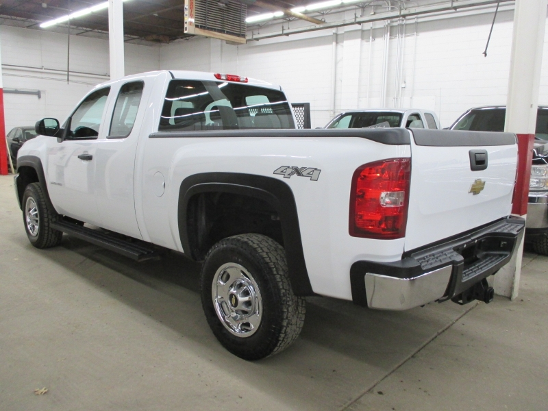 Chevrolet Silverado 2500HD 2012 price $12,900