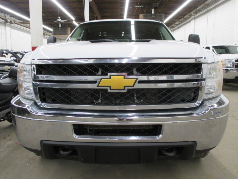 Chevrolet Silverado 2500HD 2013 price $18,450