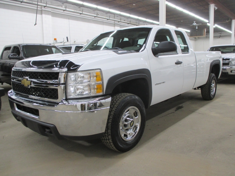 Chevrolet Silverado 2500HD 2011 price $16,450