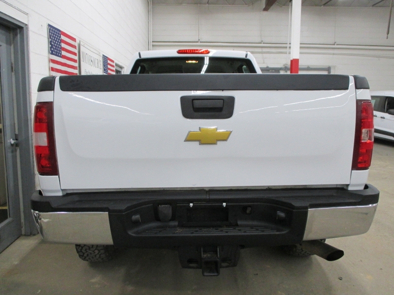 Chevrolet Silverado 2500HD 2012 price $18,900