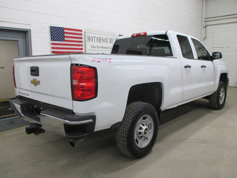 Chevrolet Silverado 2500HD 2015 price $18,450