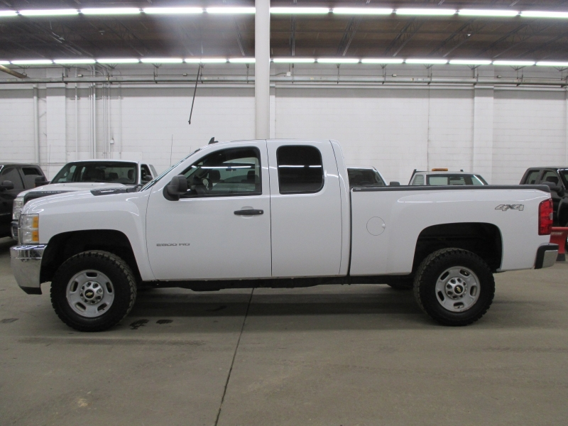 Chevrolet Silverado 2500HD 2013 price $17,900