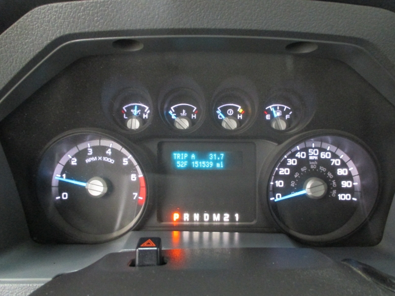 Ford Super Duty F-250 XL 4WD 2013 price $13,900