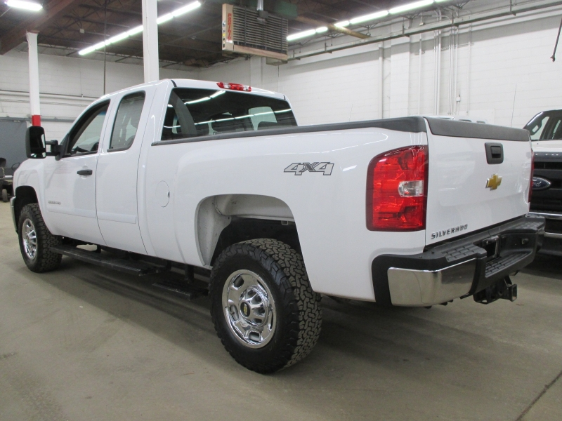 Chevrolet Silverado 2500HD 2013 price $16,900