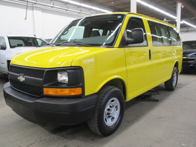 Chevrolet Express Cargo Van 2008 price $8,900