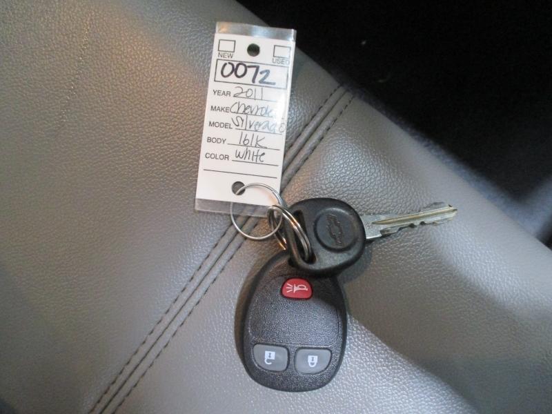 Chevrolet Silverado 2500HD 2011 price $13,450