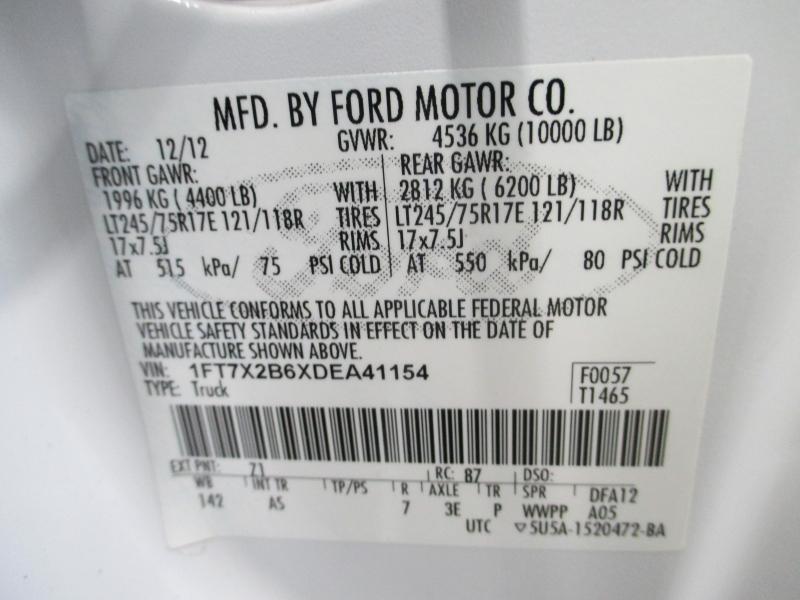 Ford Super Duty F-250 XL 4WD 2013 price $15,900
