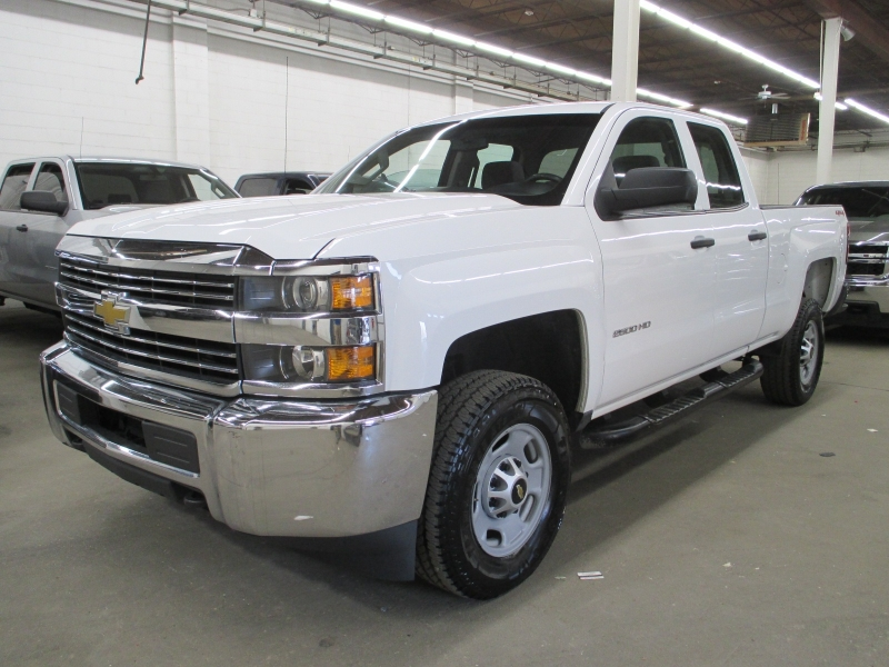 Chevrolet Silverado 2500HD 2015 price $19,900