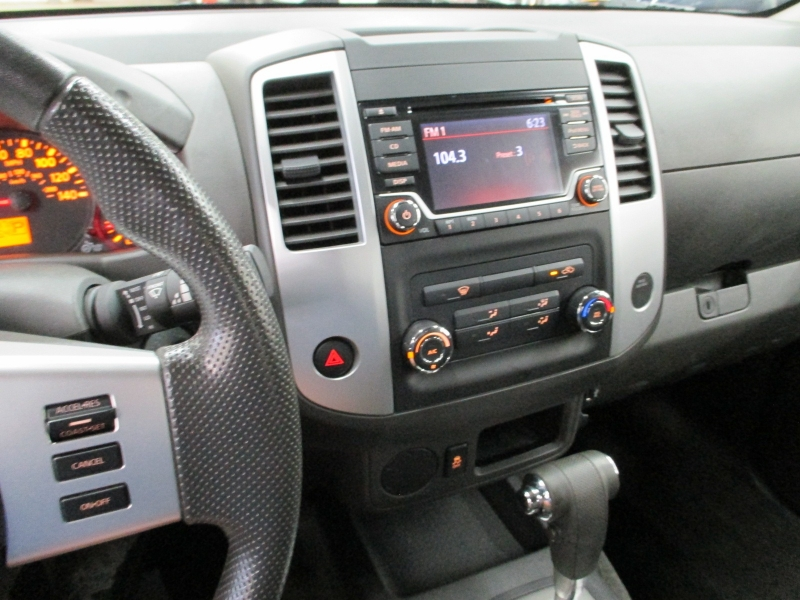 Nissan Frontier 2018 price $14,900
