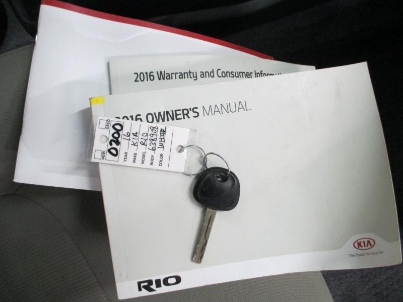 Kia Rio 2016 price $6,250