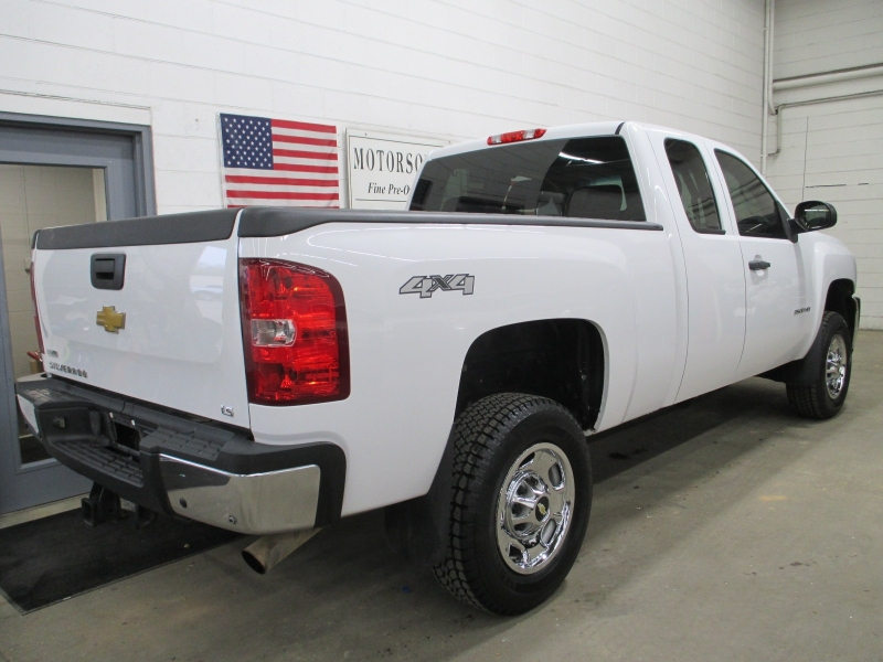 Chevrolet Silverado 2500HD 2012 price $14,900