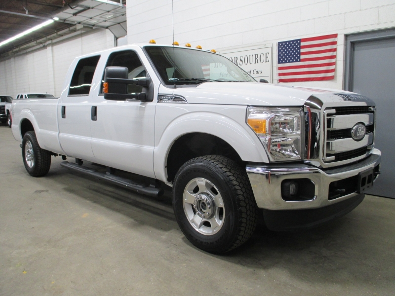Ford Super Duty F-250 XLT 4WD 2015 price $20,900