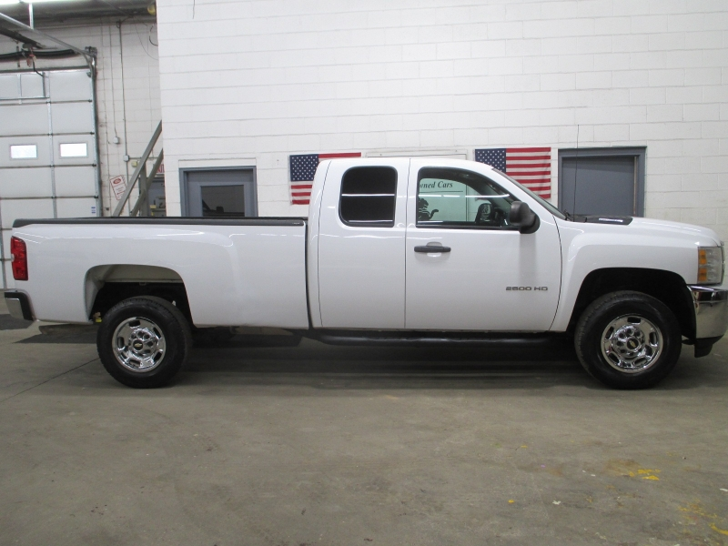 Chevrolet Silverado 2500HD 2013 price $13,450