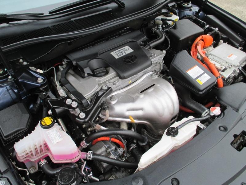 Toyota Camry Hybrid 2016 price $11,900