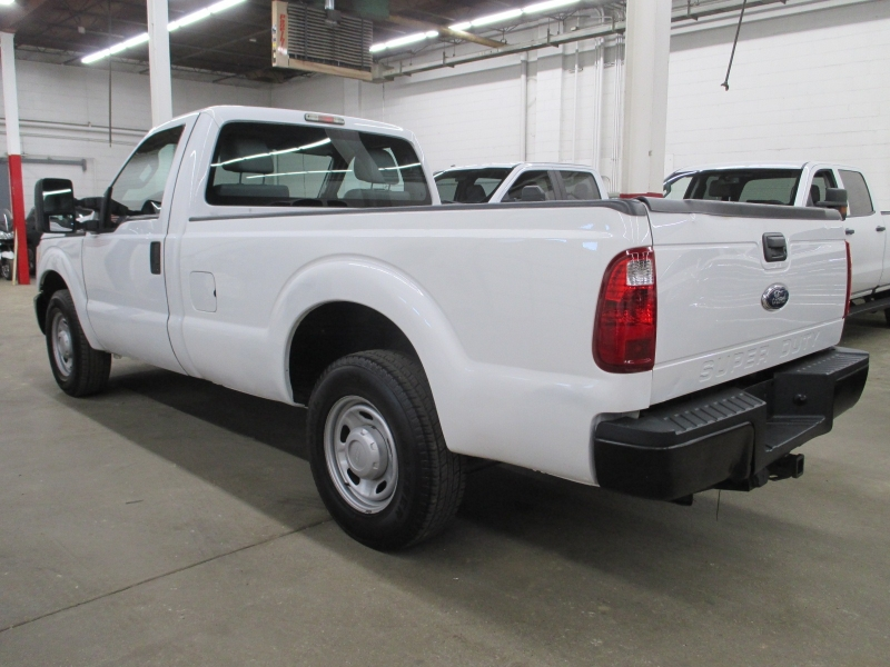 Ford Super Duty F-250 XL 2WD 2014 price $8,900