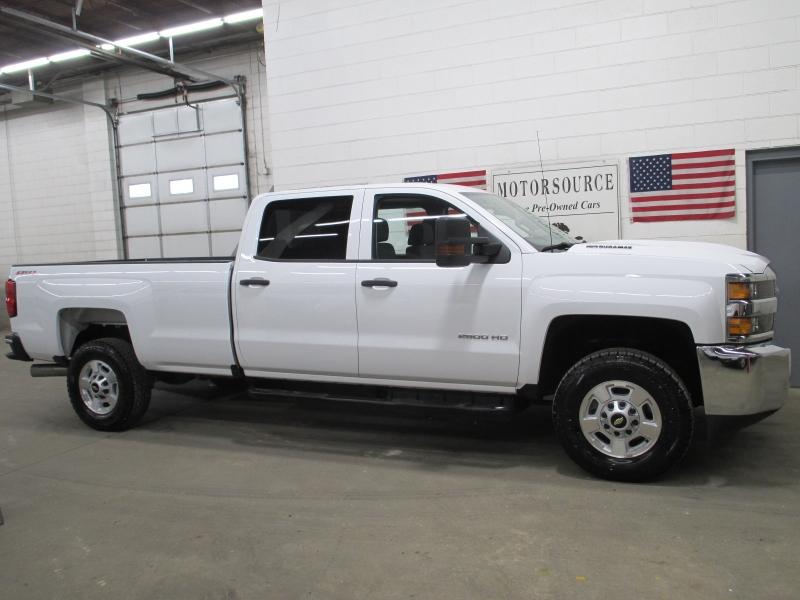 Chevrolet Silverado 2500HD 2017 price $33,900