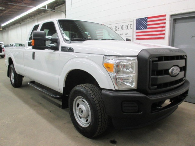 2013 Ford Super Duty F-250 XL 4WD
