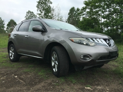 2009 Nissan Murano S AWD 4dr SUV