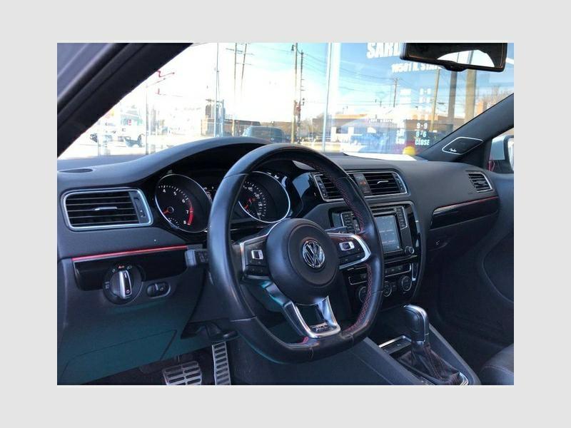 2016 Volkswagen Jetta Sedan 4dr Auto 2 0T GLI SE PZEV