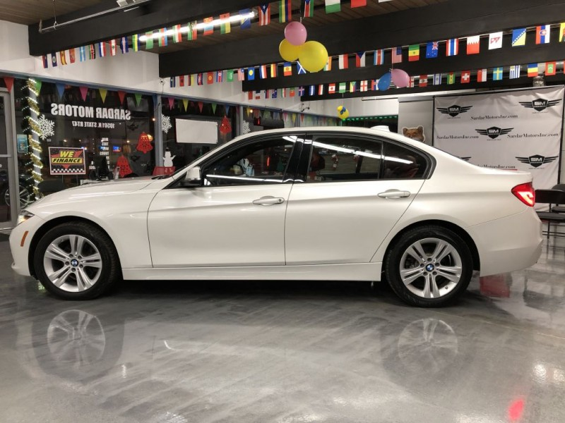 BMW 328 XDRIVE SPOR 2016 price $18,355
