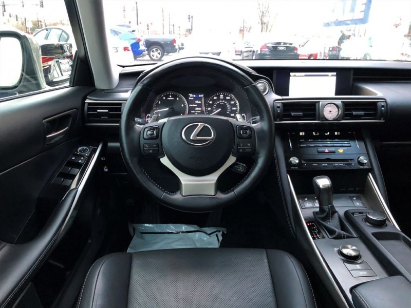 LEXUS IS PREMIUM AWD 2017 price $24,655