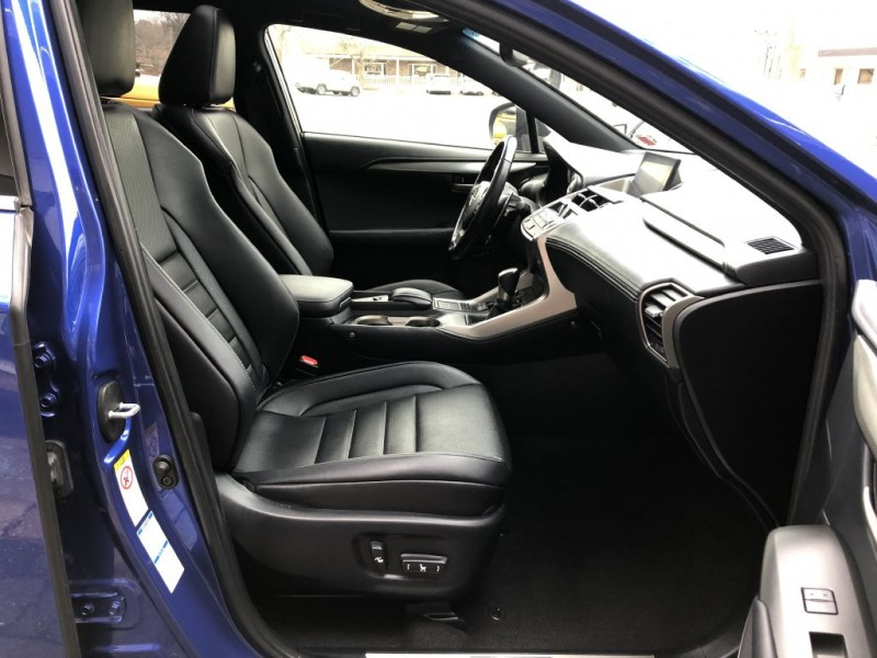 LEXUS NX F-SPORT 2016 price $23,700