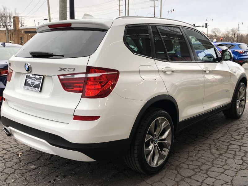BMW X3 XLINE 2017 price $21,855