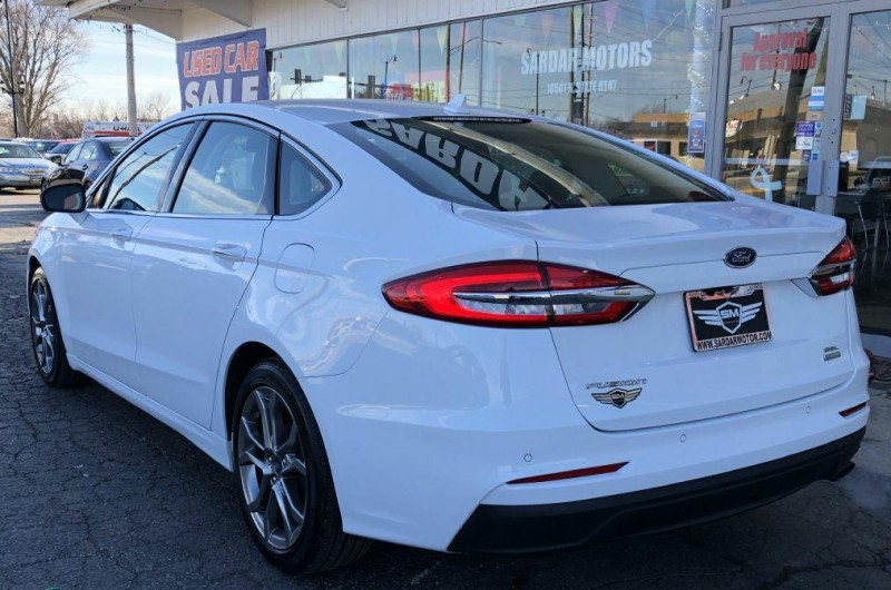 FORD FUSION 2019 price $16,314